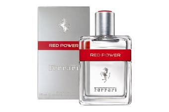Ferrari Red Power 125ml EDT (M) SP