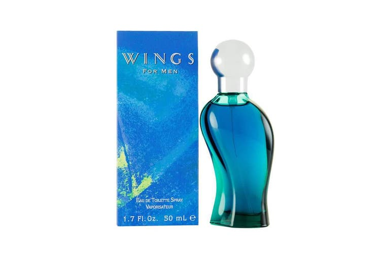 Giorgio Beverly Hills Wings 50ml EDT (M) SP