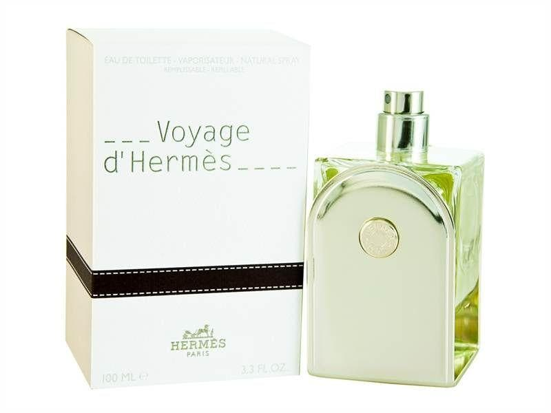 Hermes Voyage D' Hermes 100ml EDT (M) SP Hermes Voyage D' Hermes 100ml EDT (M) SPVoyage d`Hermesis a unisex fragrance presented in 2010 and it arrives on the market in March. Perfumer of this edition isJean-Claude Ellena. This composition has accentuated aromas of fresh wood and musk.