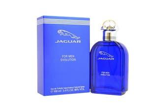 Jaguar Jaguar For Men Evolution 100ml EDT (M) SP