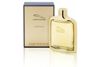 Jaguar Classic Gold 100ml EDT (M) SP