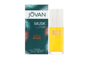 Jovan Tropical Musk for Him 88ml EDC (M) SP