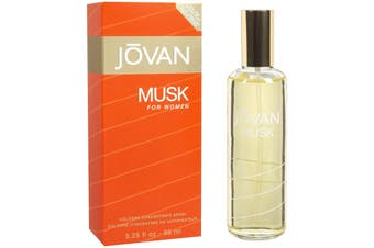 Jovan Musk Concentrate For Women 96ml EDC (L) SP