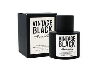 Kenneth Cole Vintage Black 100ml EDT (M) SP