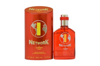 Lomani Network 1 Red 100ml EDT (M) SP