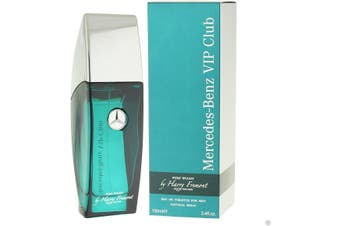 Mercedes Benz  VIP Club Pure Woody by Harry Fremont 100ml EDT (M) SP