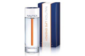 Nautica Life Energy 100ml EDT (M) SP