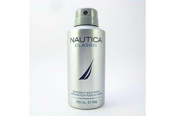 Nautica Classic Deodorant 150ml (M) SP