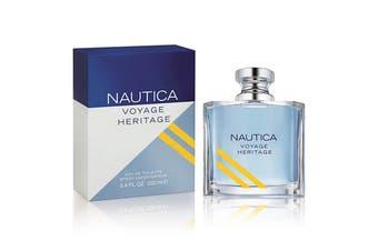Nautica Voyage Heritage 100ml EDT (M) SP