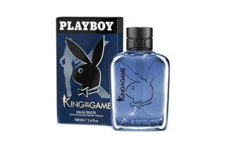 Playboy King of the Game 100ml EDT (M) SP