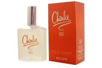 Revlon Charlie Red 100ml EDT (L) SP