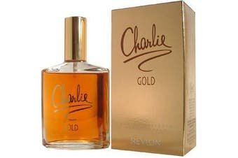 Revlon Charlie Gold 100ml EDT (L) SP