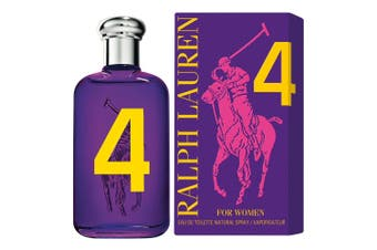 Ralph Lauren Big Pony 4 100ml EDT (L) SP