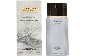 Ted Lapidus Lapidus Pour Homme 100ml EDT (M) SP