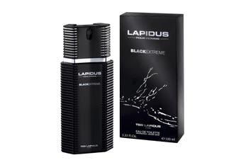 Ted Lapidus Lapidus Black Extreme 100ml EDT (M) SP