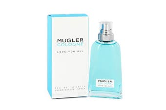 Thierry Mugler Mugler Cologne Love You All 100ml EDT (L) SP