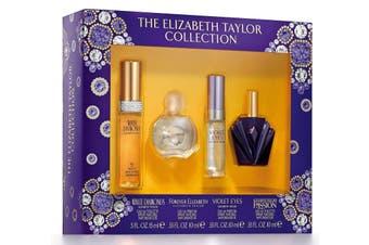 Elizabeth Taylor The Elizabeth Taylor Collection 4pc Mini Set (L)