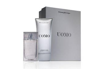 Ermenegildo Zegna Uomo 2pc Set 50ml EDT (M) SP