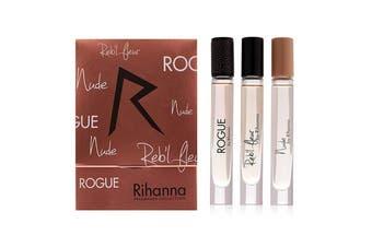 Rihanna Fragrance Collection 3pc Set 3×6ml EDP (L)