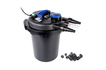 10000L/H Garden Pond Filter + 10000L/H Submersible Water Pump