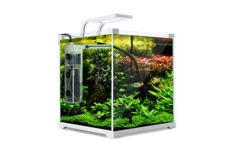 16L Starfire Glass Aquarium Fish Tank