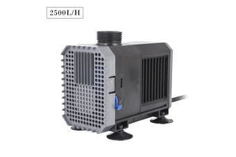 2500L/H 45W 2.7m Aquarium Submersible Pond Water Pump