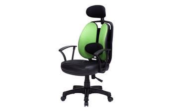 Korean Office Chair SUPERB - GREEN
