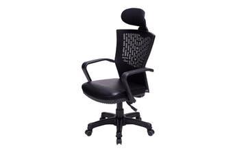 Korean Office Chair CHILL - BLACK