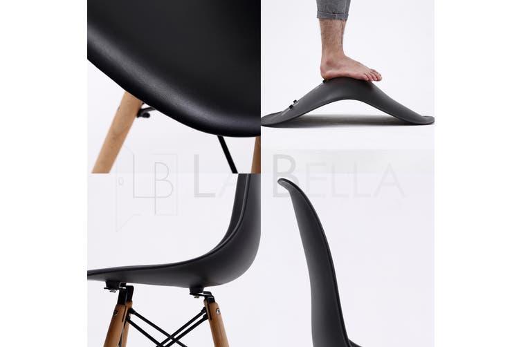 4X DSW Dining Chair - BLACK