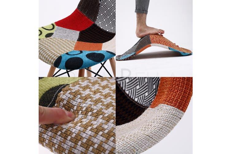 4X DSW Dining Chair Fabric - MULTI