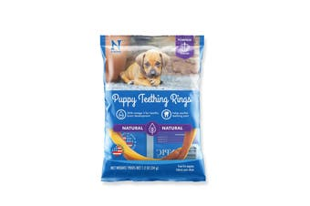 N-Bone Puppy Teething Ring Single Pack