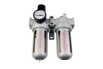 Air Compressor Moisture Trap Air Filter, Regulator & Lubricator