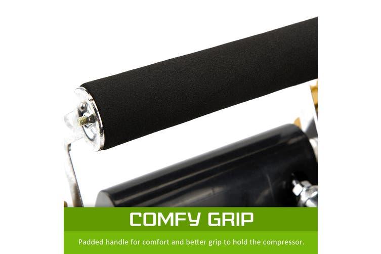 300L/MIN 12V Air Compressor - GOLD
