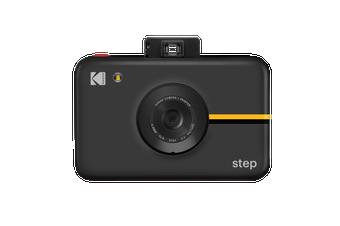 Kodak Step Instant Digital Camera - Black