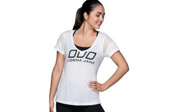 Lorna Jane Women's Lorna Jane T-Shirt (White)