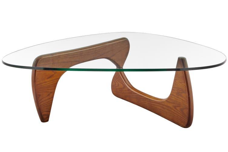Matt Blatt Noguchi Coffee Table Replica Walnut