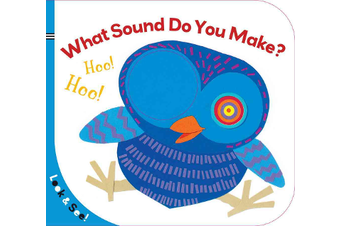 Look & See | What Sound Do You Make?