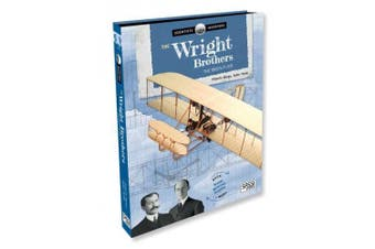 Sassi Science | Wright Bros 3D Model | Book + Model