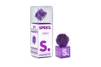 SPEKS   Purple   512 Magnets