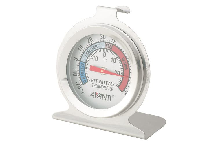 Avanti Fridge/Freezer Thermometer