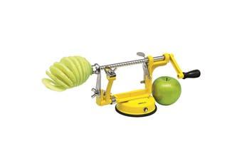 Avanti Apple Peeler, Corer And Slicer - Yellow