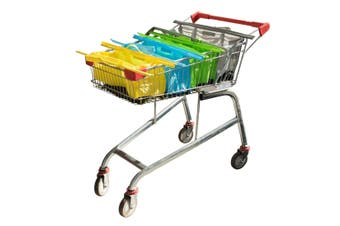 Karlstert Sort & Carry Small Trolley Bags - Small
