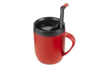 Zyliss Hot Mug Plunger Red 300ml