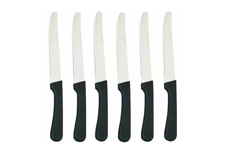 Rounded Tip Steak Knife Set Of 6