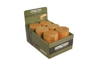 Totally Bamboo Salt Box