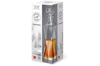 Bormioli Rocco Cassiopea 850ml Glass Decanter
