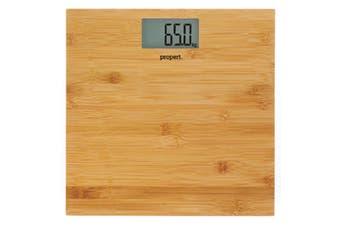 Propert Bamboo Digital Bathroom Scale 150Kg