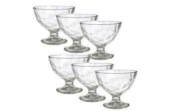Bormioli Rocco Diamond 360ml Dessert Bowls Set 6
