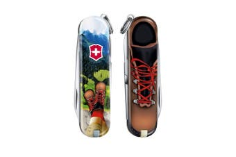 Victorinox Classic Limited Edition 2020 Swiss Army Knife - Hiking