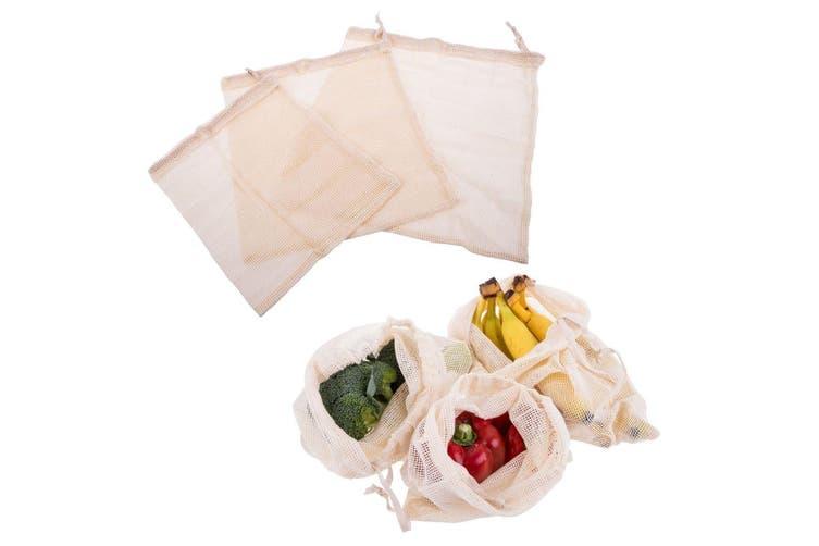 Appetito Reusable Produce Bag Set 3